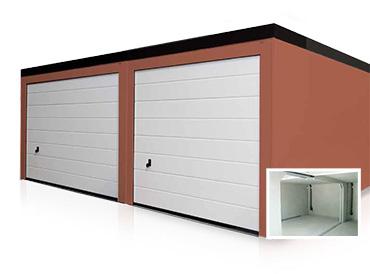 Garagen als Doppelgarage