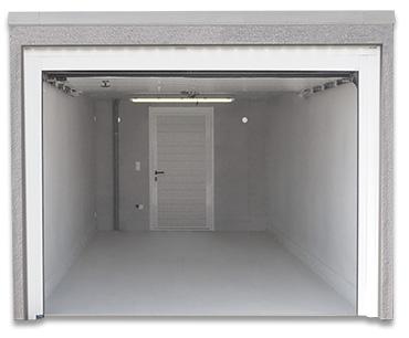 Garagen als Einzelgarage