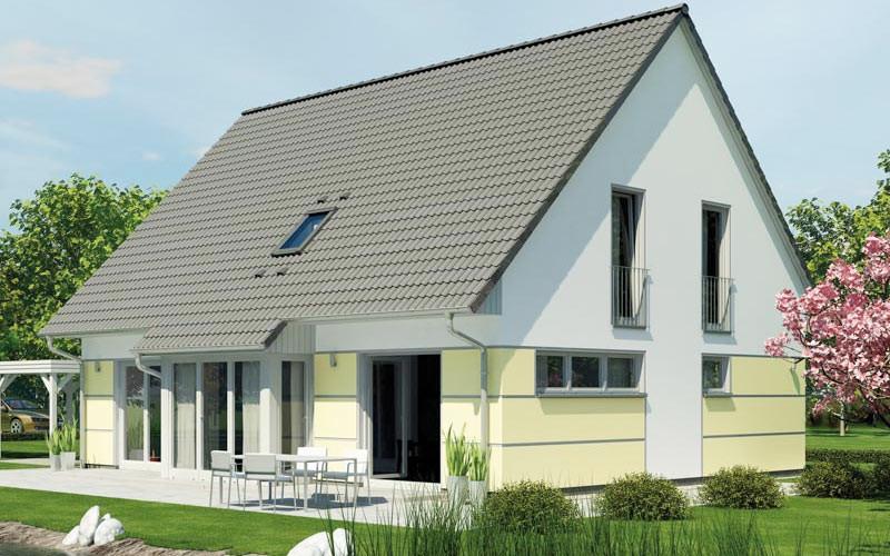 Das Einfamilienhaus Vialla 194 bietet individuelle Wohnwünsche auf ca. 194 m².