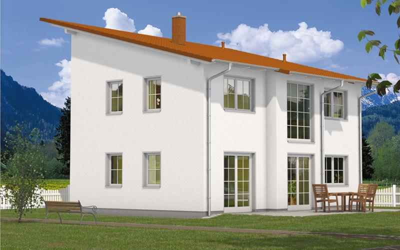 Das Einfamilienhaus Vialla 135 bietet individuelle Wohnwünsche auf ca. 122 m².