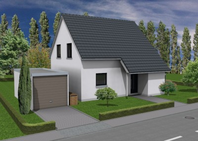 Hausprogramm haus bauen einfamilienhaus doppelhaus for Klassisches haus bauen